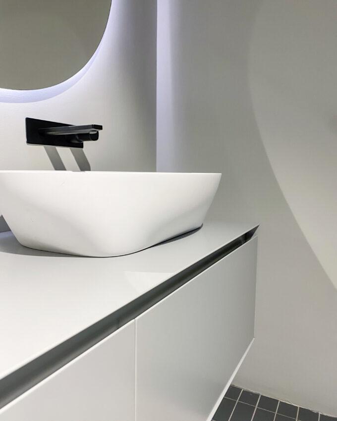 Mueble de baño Panta Rei por Antonio Lupi Design